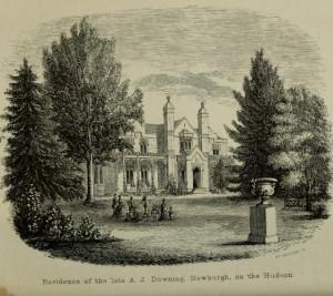 Residenz_des_Archtitekten_Andrew_Jackson_Downing