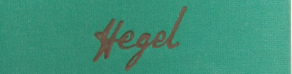 Briefe von und an Hegel 1785-1812