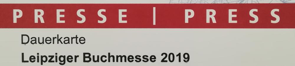 Leipziger Buchmesse 2019, Freitag. Oder: Wenn Kara Ben Nemsi auf Kapitän Nemo trifft und Theodor Fontane aufs 21. Jahrhundert
