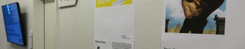 Ausstellung: Schweizer Illustratorinnen und Illustratoren