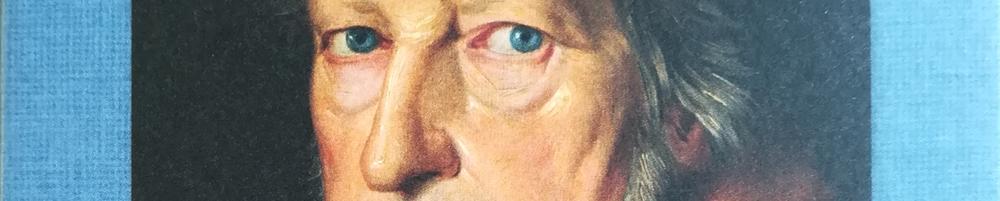 Otto A. Böhmer: Hegel & Hegel oder Der Geist des Weines