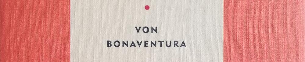 Nachtwachen. Von Bonaventura / Im Anhang: Des Teufels Taschenbuch