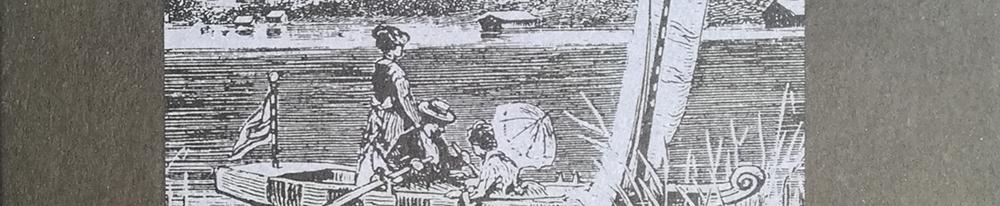 Marie von Bunsen: Im Ruderboot durch Deutschland. Auf Flüssen und Kanälen in den Jahren 1905 bis 1915